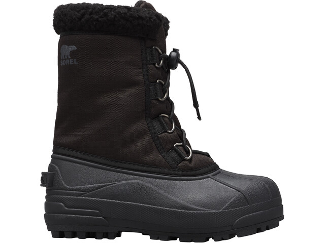 Sorel Cumberland Boots Jongeren, black